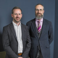 James Akers and Ben Matthews. We are delighted to work with Richard Watkinson and Partners